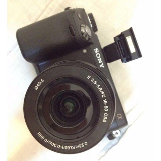 [出清品] SONY NEX6 相機 附鏡頭 99%全新