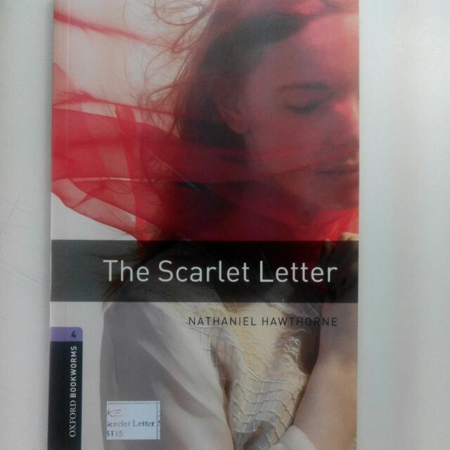 紅字 The Scarlet Letter