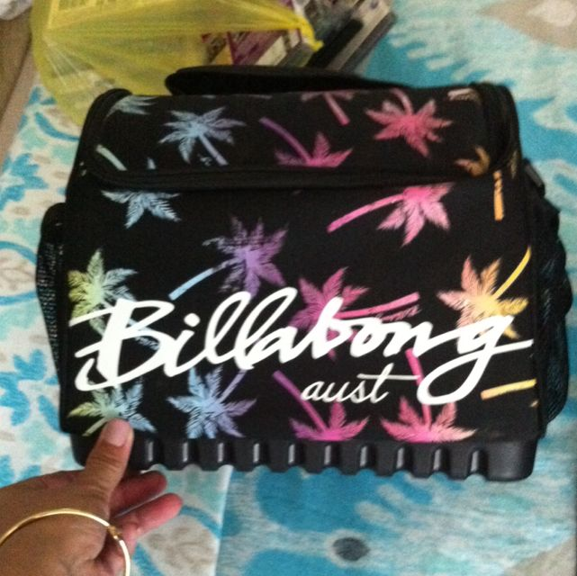 Billabong Vanity/Makeup Case