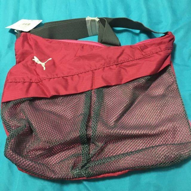 4c5a87ee1241 BN Puma Gym Shoulder Bag