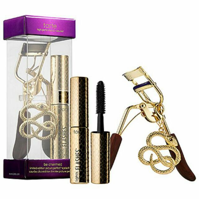 Bn Tarte Eyelash Curler And Mascara Set Health Beauty On Carousell