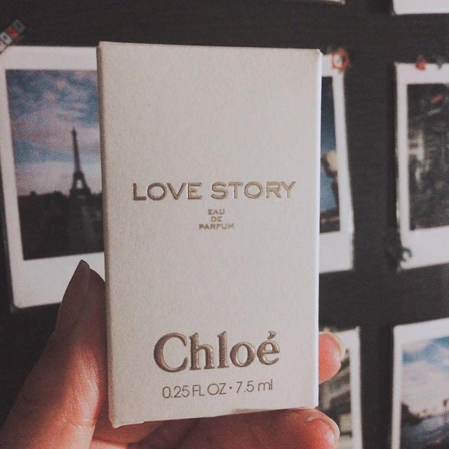 Chloé LOVE STORY 全新✨