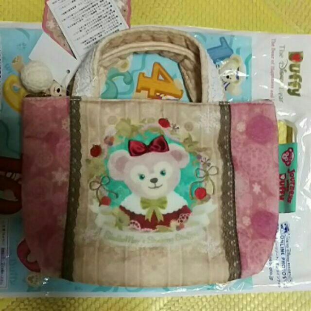 日本聖誕限定Duffy雪莉玫手提包