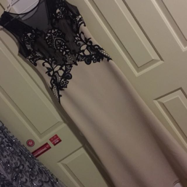 Floor Length Dress Size 14