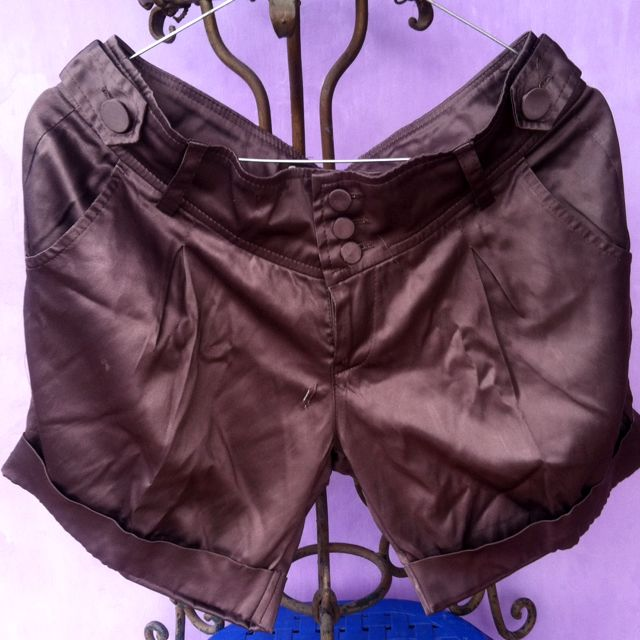 Hotpants Sateen