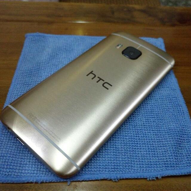 HTC M9 8成新以上 保固到四月 無盒裝 安卓6.0