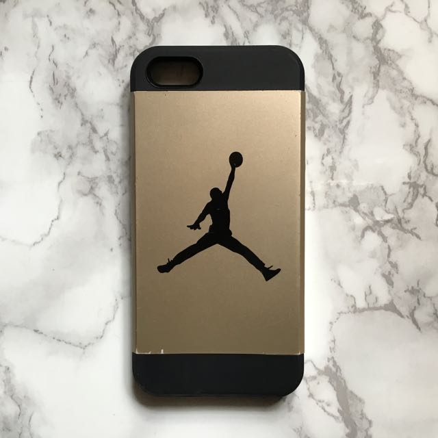Iphone 5/5s Jordan 手機殼