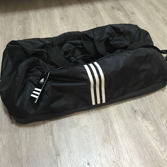 Post CNY Deal  Adidas 3-Stripes Performance Team Bag M (BRAND NEW ... 192bddb1ae119