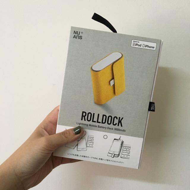日本ROllDUCK行動電源