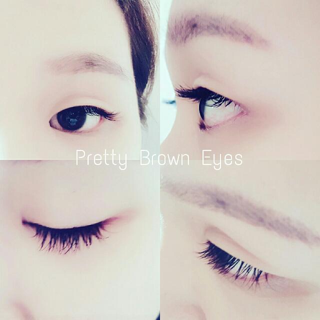 Single Eyelash Extensions Korean Certified Womens Fashion On