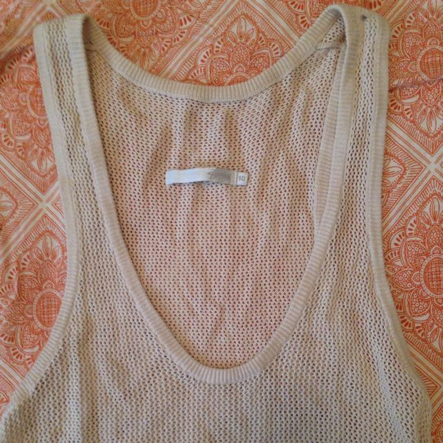 Stussy Netted Long Top Size 8,10,12