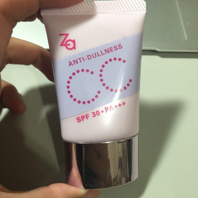 Za 潤色光感cc霜