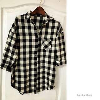 ❤️格子襯衫✨