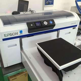 Direct To Garment Printing Machine