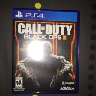 Black Ops III for PS4