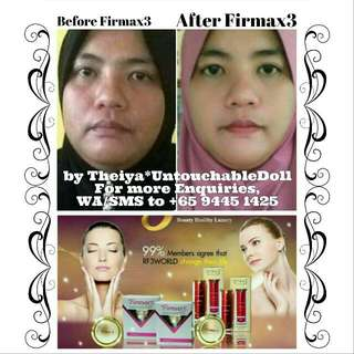 Best Anti-aging & Radiant Product of them all... Firmax3 Miracle Nano Cream... Only Apply On The Pulse Points And Boom!!! Goddess!!!