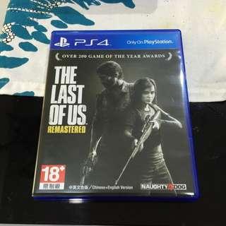 PS4 最後生存者