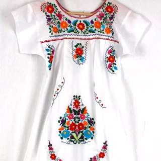 Cute Shift Dress From Mexico