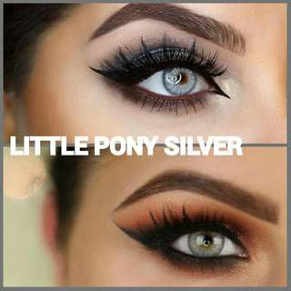 LITTLE PONY SILVER
