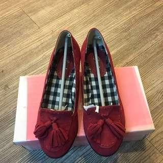 Pink   娃娃鞋
