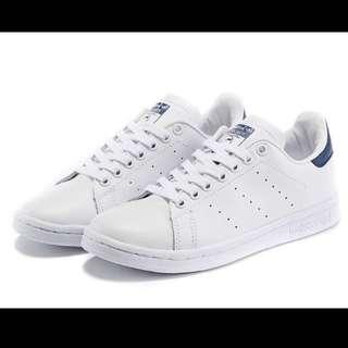 Adidas Stan Smith 愛迪達 史密斯 白藍 男女鞋款