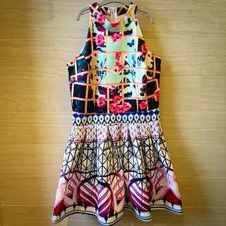BN Cut Label Dress