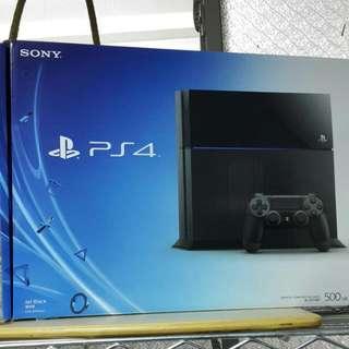 租PS4 一個月 保留中