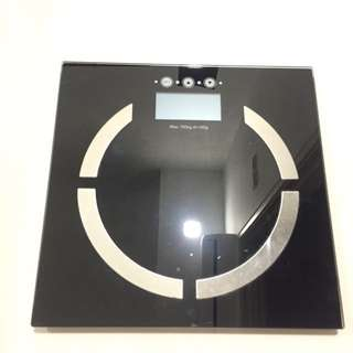 Electronic Body Composition Analysis Scale