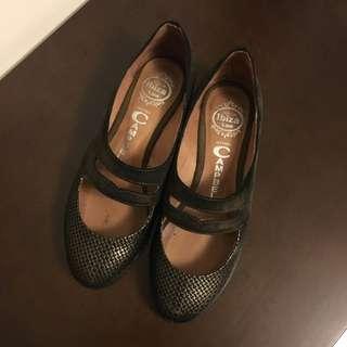 Jeffery Campbell 牛津娃娃鞋 5號