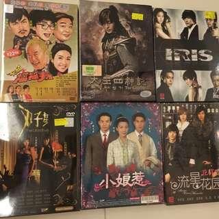 Movie Series DVDs