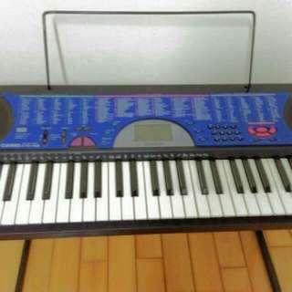 卡西歐電子琴初、中階適用