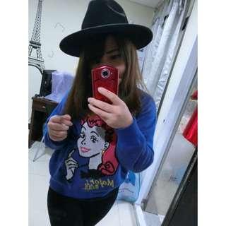韓版紳士帽