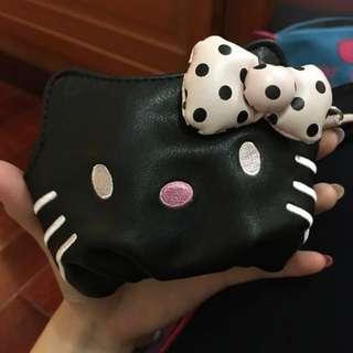 正版kitty零錢袋