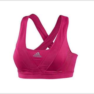 BN Adidas Pink Sports Bra