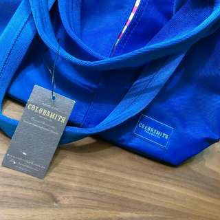 Colorsmith 兩用包(藍)