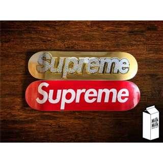 Supreme Box Logo Skateboard Deck