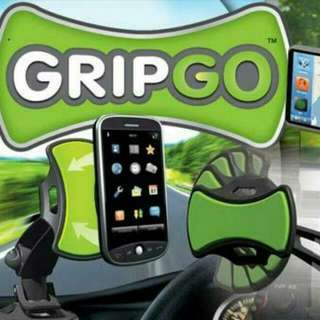 GripGo Phone Holder for Cars