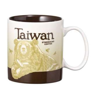 星巴克台灣馬克杯