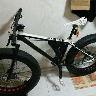 Fatbike Fat Bike Big Wheel Bike