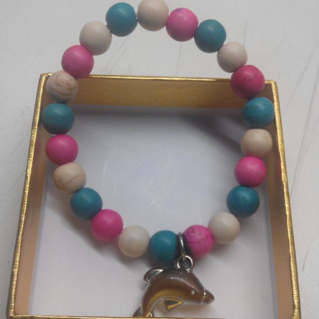 海豚珠珠手環
