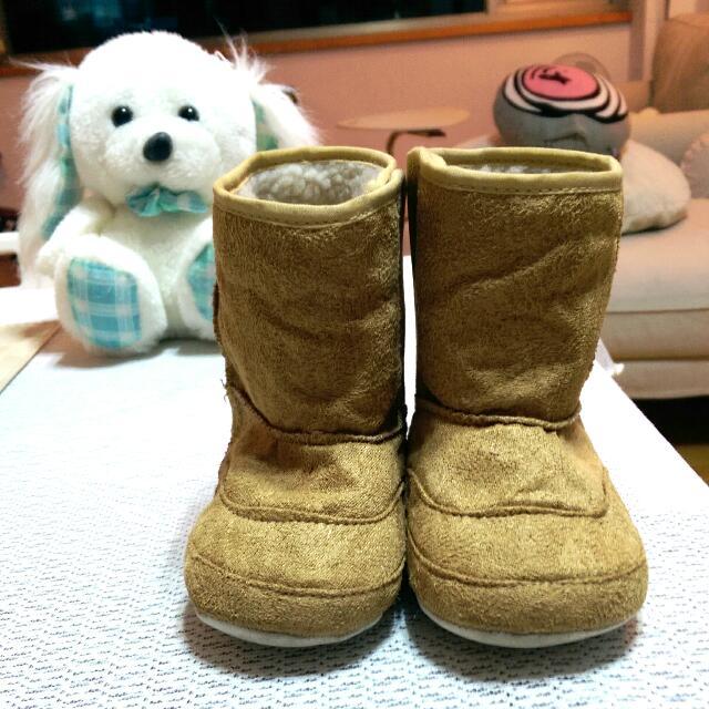 寶寶保暖雪靴