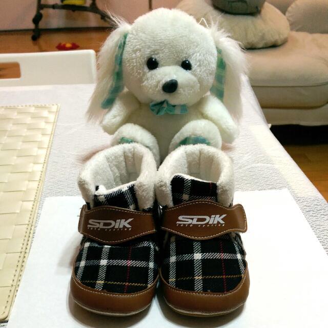 寶寶保暖靴