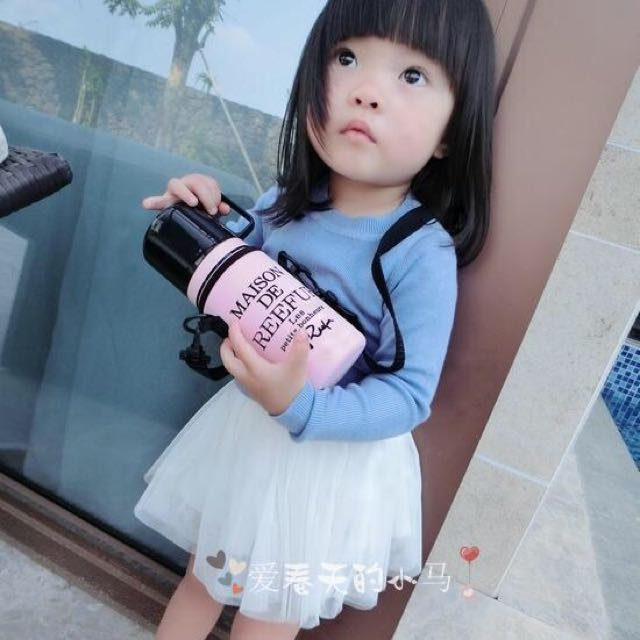 超可愛純色高檔奧代爾內搭裙