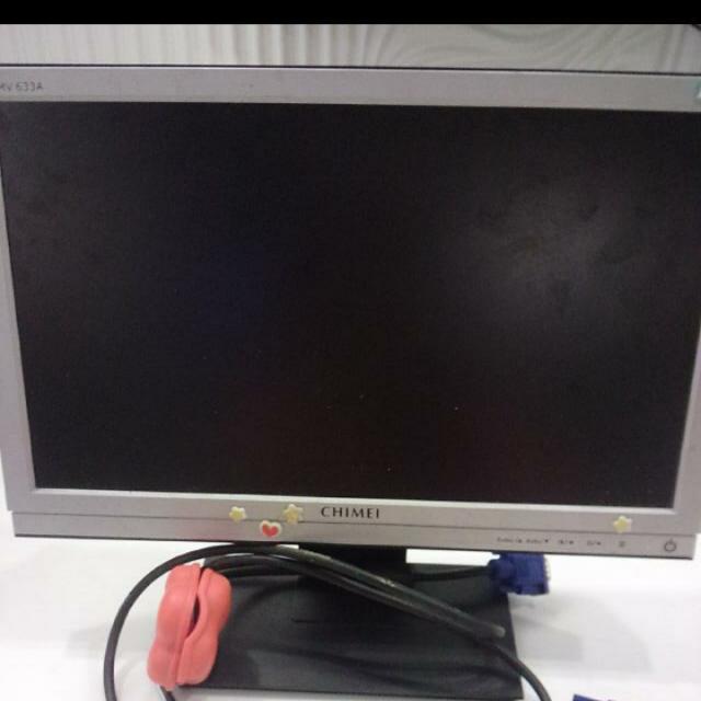 奇美電腦螢幕 液晶 17吋