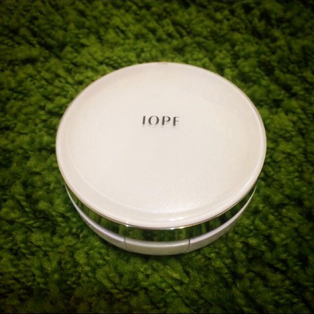 便宜出清✨韓國正品 iope 氣墊粉餅