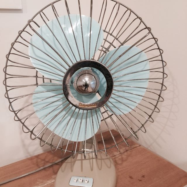 Antique 1950's Electric Fan