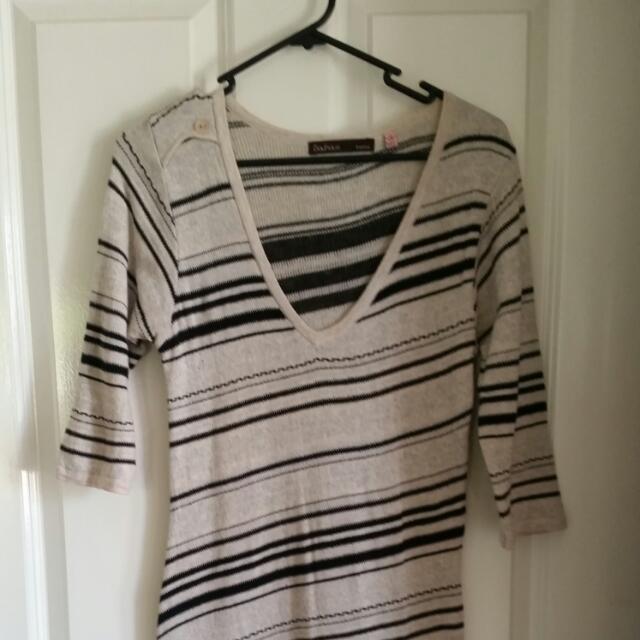 Bauhaus Knit Dress