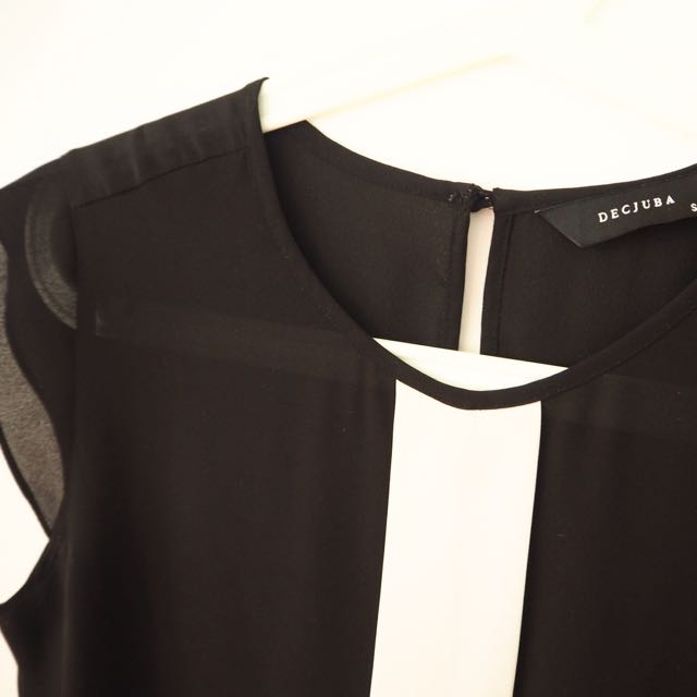 DECJUBA   Size S Polyester Top