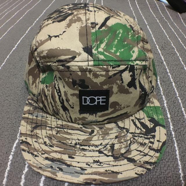 Dope 軍帽