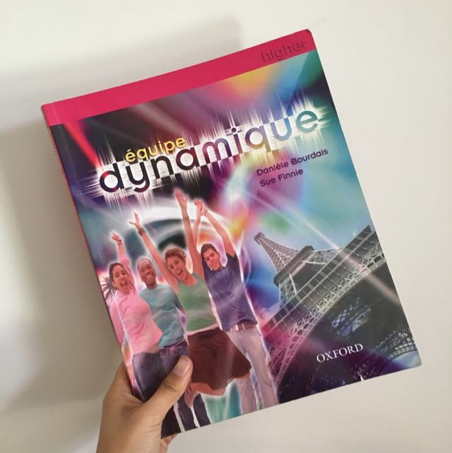 Equipe Dynamique French Textbook